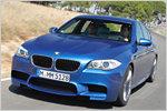 BMW M5 im Test: Ich bin drei Autos