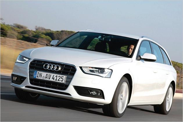 Der neue Audi A4 Avant im Test: Einfach nur ein bisschen besser