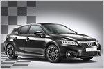 Lexus CT 200h F-Sport: Japaner machen Hybriden agiler