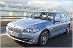 Der neue BMW ActiveHybrid 5 im Test: Sauber geregelt