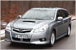 Kombi mit Boxerherz: Subaru Legacy Kombi 2.0D im Test