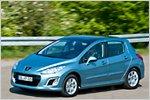 Peugeot 308 e-HDi im Test: Starten, nicken, stoppen