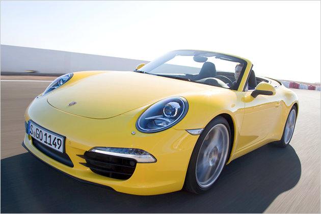 Das neue Porsche 911 Carrera S Cabrio im Test: U rock