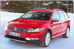 VW Passat Alltrack im Test: Halb SUV, ganz Kombi