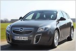 Opel Insignia Sports Tourer OPC Automatik Unlimited im Test