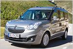 Opel Combo im Test: Lifestyle zwischen A und O