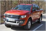 Neuer Ford Ranger im Test: Onroad wie Offroad ein echter Kerl