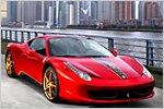 Ferrari-458-Auflage für China: Im Zeichen des Drachen