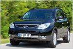 Hyundai ix55 mit neuem Diesel im Test: Sparsam und leise