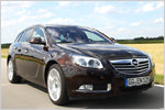 Dauertest: Opel Insignia Sports Tourer 4x4 2.0 CDTi