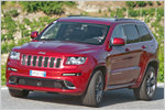 Jeep Grand Cherokee SRT: Häuptlings heißer Hengst