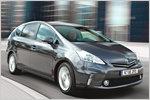 Toyota Prius+ im Test: Sparsamer Raumriese