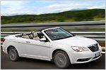 Lancia Flavia Cabriolet: So fährt sich der offene Italo-Ami