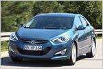 Hyundai i40 Limousine mit 136-PS-Diesel im Test: Eine Stufe höher