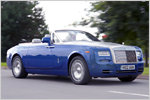 Rolls-Royce Phantom Drophead Coupé im Test: Einfach ein Traum