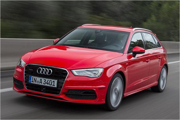 Audi A3 Sportback im Test: Mehr als nur zwei Türen zusätzlich