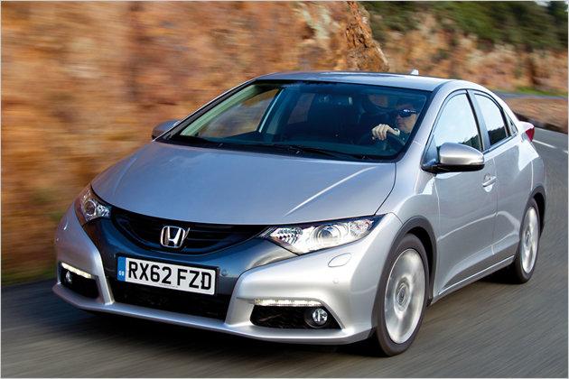 Honda Civic: Der Diesel speckt ab