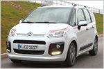 Citroën C3 Picasso HDi 90: Geräumiger Minivan im Test