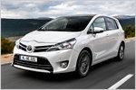 Toyota Verso Siebensitzer: Platz ist in der kleinsten Hütte