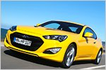 Hyundai Genesis Coupé im Test: 347 PS zum Schnäppchenpreis