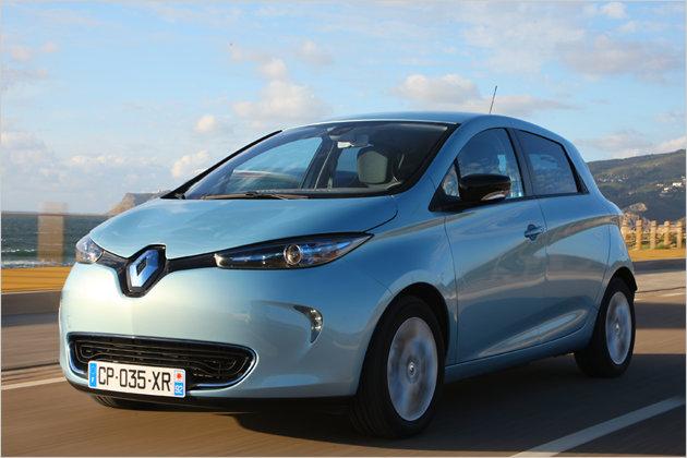 Renault Zoe im Test: Elektro-König mit Einschränkungen