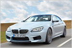 BMW M6 Gran Coupé: Der Business-Bolide im Test
