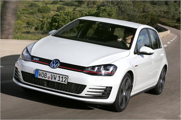 VW Golf GTI im Test: Der Neue macht vieles einfach noch besser