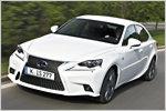Test Lexus IS 300h: Mit Sportbefreiung