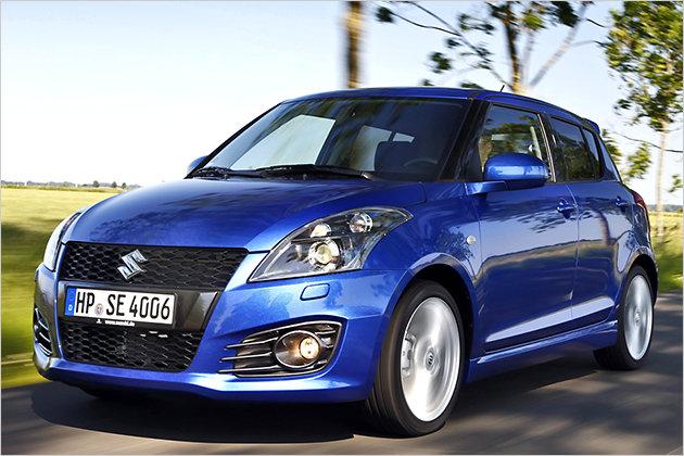 Suzuki Swift Sport Fünftürer im Test: Türen zum Geburtstag