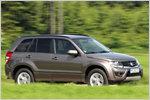 Nix mit Lifestyle: Suzuki Grand Vitara im Test