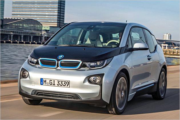 BMW i3 im Test: Mehr als ein Spielzeug für Reiche?