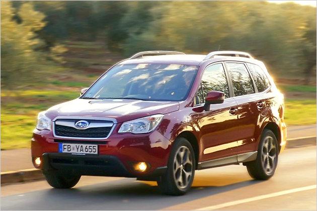 Försters Liebling: Der neue Subaru Forester 2.0X im Test