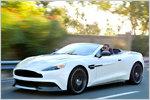Aston Martin Vanquish Volante im Test: Zwischen gediegen und brachial