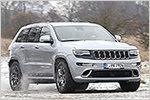 Jäger-Schnäppchen: Jeep Grand Cherokee SRT im Test