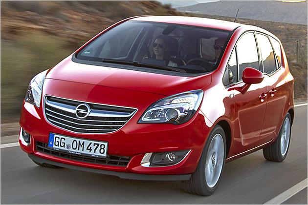Opel Meriva 1.6 CDTI mit 136 PS im Test