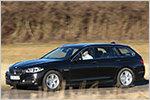BMW 518d Touring im Test: Probiers mal mit Gemütlichkeit