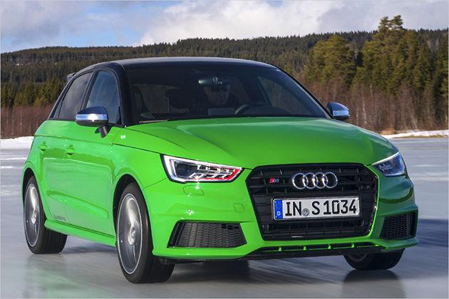 Audi S1 im Test: Kleiner Knallfrosch mit 231 PS