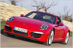 Porsche 911 Targa 4S im Test: Zurück in die Zukunft