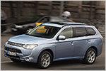 Mitsubishi Plug-in-Hybrid Outlander 2.0 MIVEC 4WD