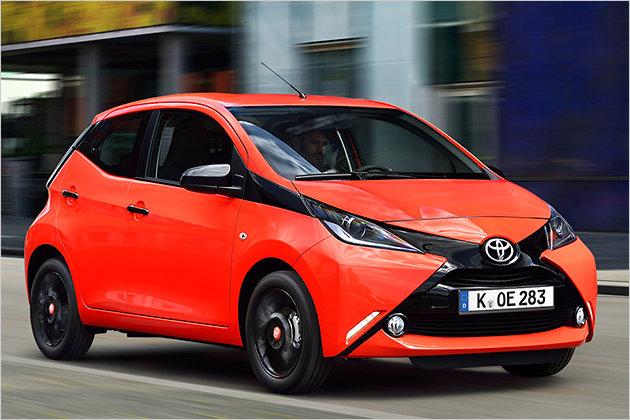 Toyota Aygo im Test: Neuauflage im Zeichen des X