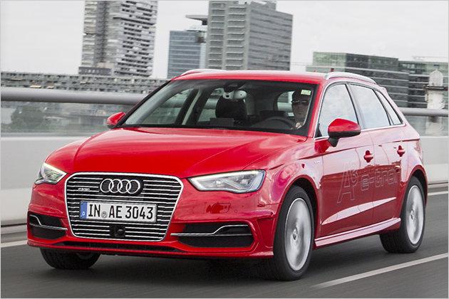 Audi A3 Sportback e-tron im Test: Einstöpsel-Lösung für Diplom-Ingenieure