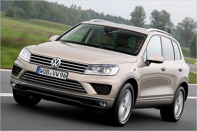 VW Touareg 2014 im Test: Technische Daten, Abmessungen, Preise, Ausstattung