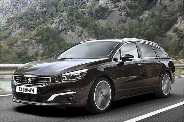Peugeot 508 SW nach dem Facelift im Test - mit Daten, Preisen und Markteinführung