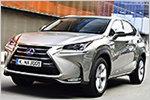 Lexus NX 300h im Test: Fahrbericht, Preise, Ausstattung und technis...