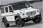 35 Jahre Mercedes G-Klasse: Preis der Editionsmodelle und Weltrekor...