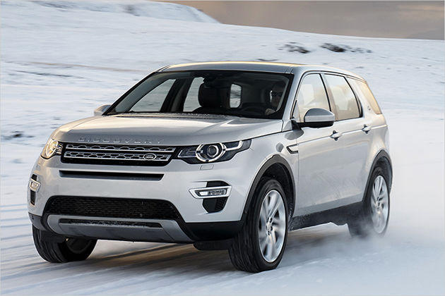 Land Rover Discovery Sport im Test mit technischen Daten und Preisen zum Marktstart