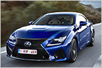 Test Lexus RC F mit technischen Daten und Preisen: Besser als der M4?