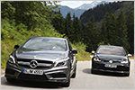 VW Golf R gegen Mercedes A 45 AMG: Test, technische Daten und Preise