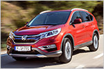 Honda CR-V mit neuem 160-PS-Diesel und Neungang-Automatik im Test