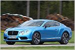 Bentley Continental GT V8 S Test: Fahrbericht mit technische Daten ...